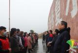 团贵州省委与省市两级检察院共同开展植树活动
